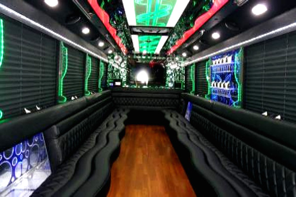 20 Person Party Bus 1 Houston