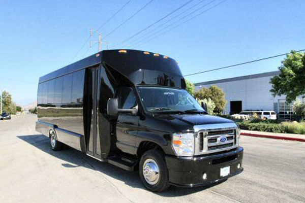 20 Person Party Bus Houston