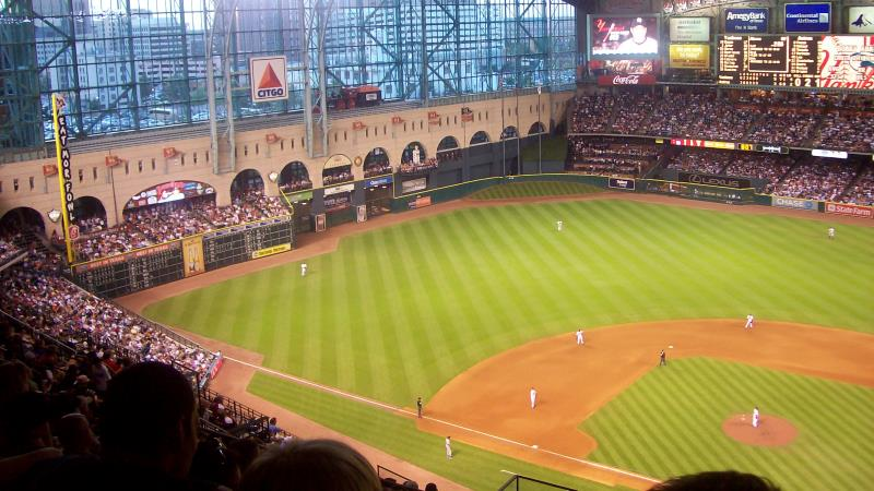 Limo Service Houston Minute Maid Park