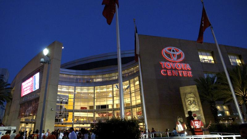 Limo Service Houston Toyota Center