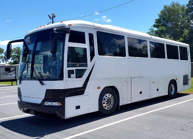 Houston 36 Passenger Shuttle Bus